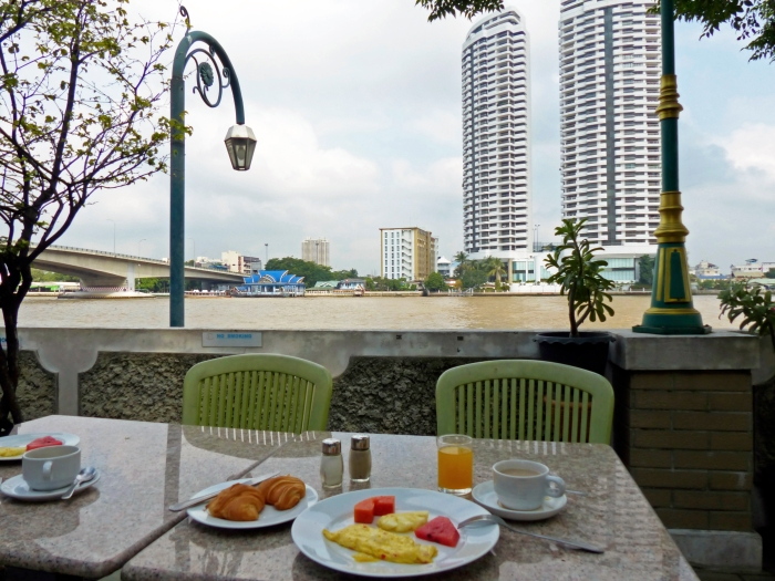 Breakfast at New Siam River Side