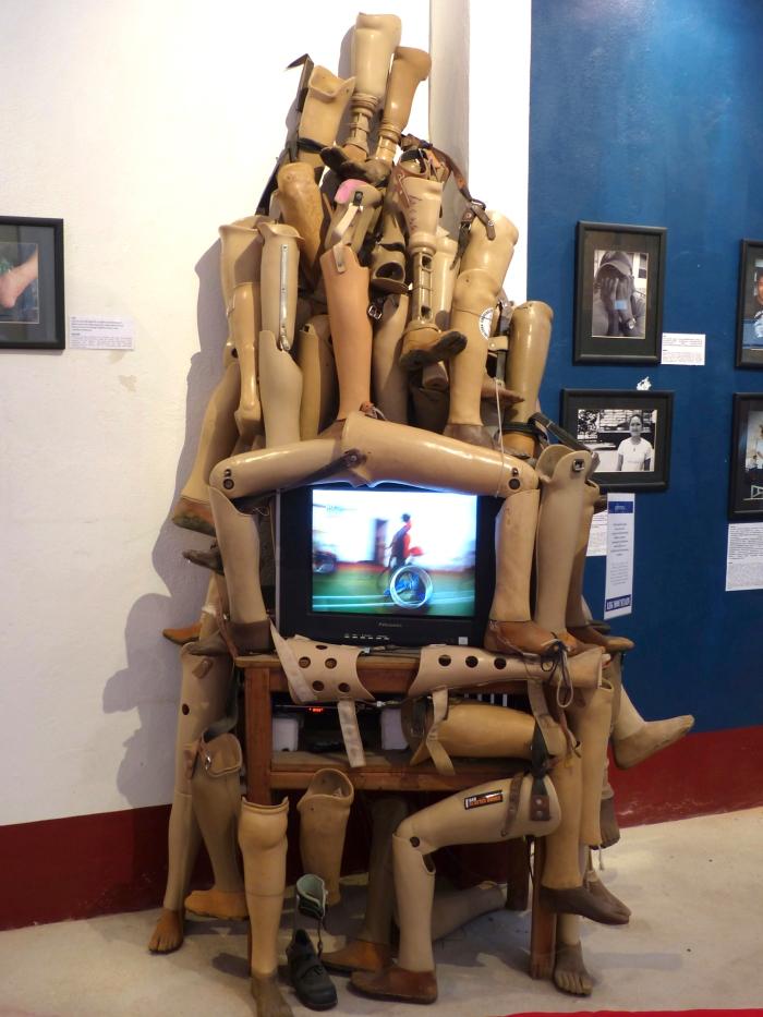 Disturbing COPE display