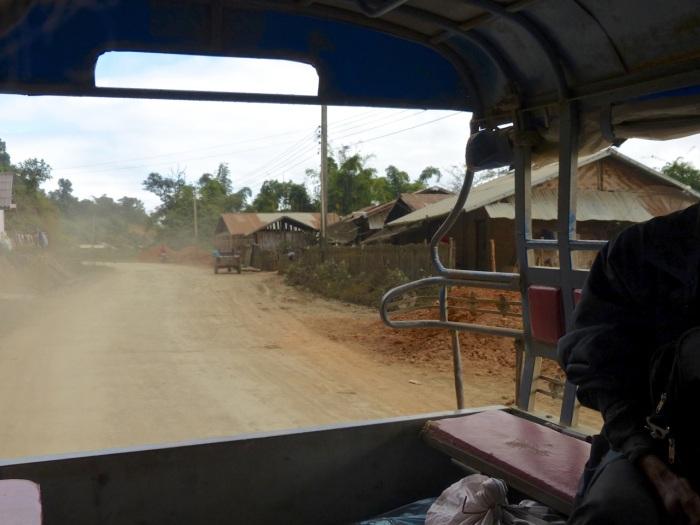 Leaving for Phongsali