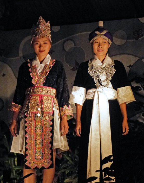 Hill Tribe Traditional costume