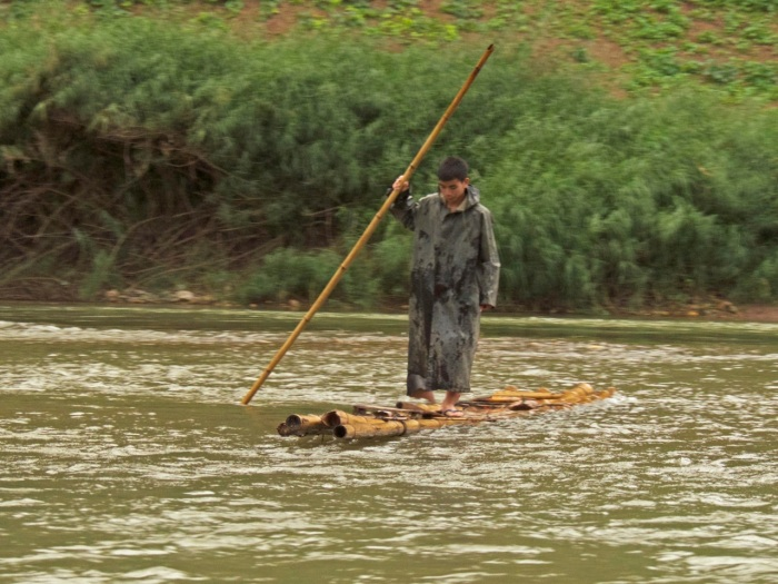 Fishing on the Nam Ou