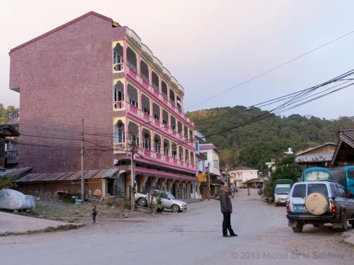 Hotel Phonsali