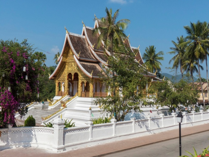 Luang Prabang - most beautiful temples are in this town