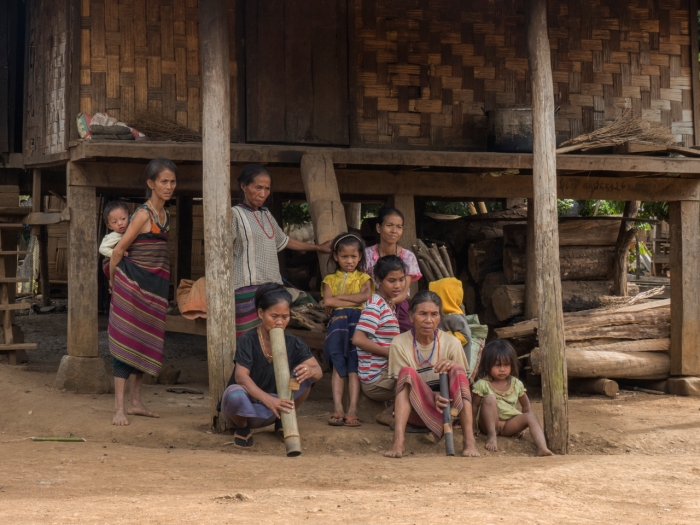 Katu family spending time together - no TVs No Ipads