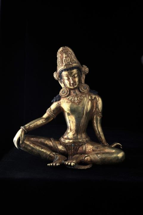Tibetan Statue
