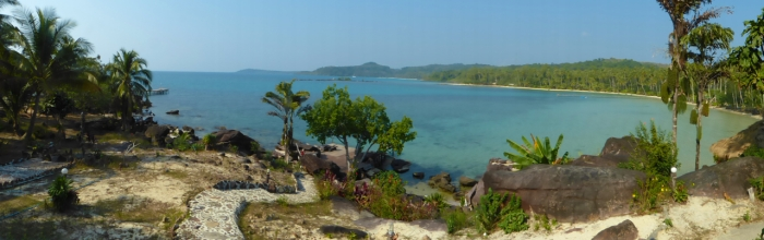 Panoramic of Bay at Horizon Resort