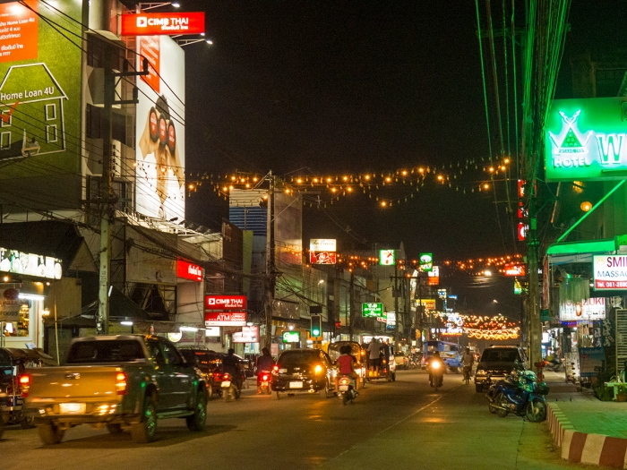 Chiang Rai Street
