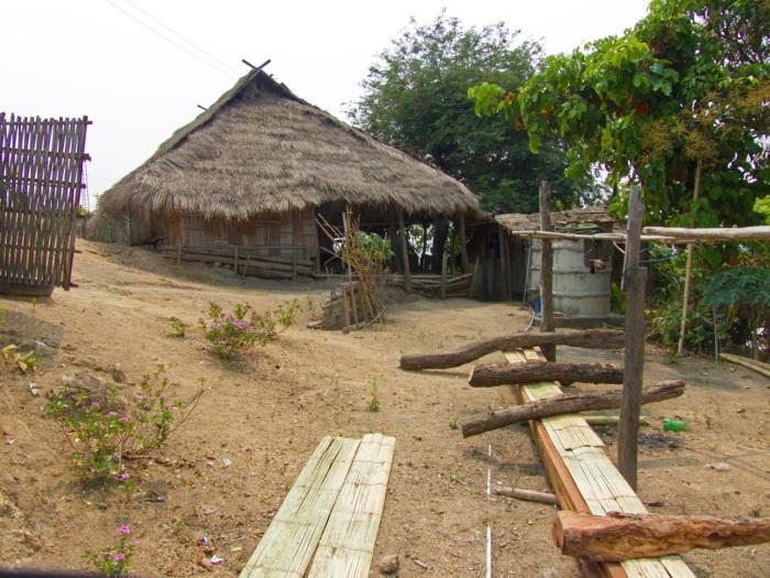 Ahka Village house