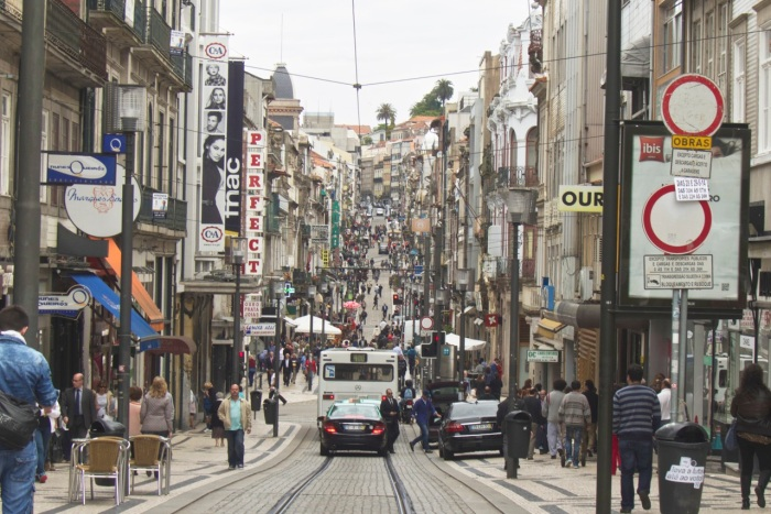 Porto the city