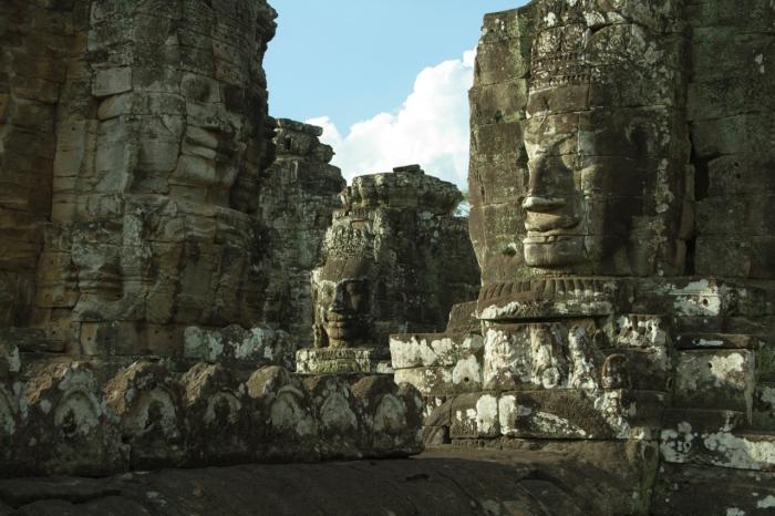 Boyon Temple of Brahma the creator